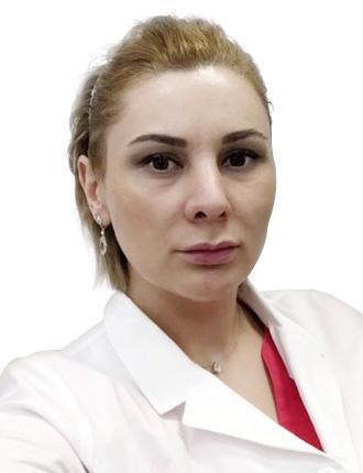 Гимбатова Залина Мурадовна