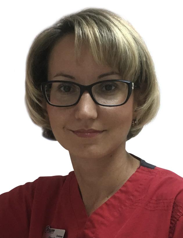 Олейник Юлия Евгеньевна